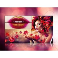 Quality Advertising Display Seamless Video Wall Lcd Monitors , Indoor Lcd Wall Display for sale