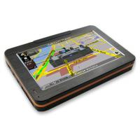 Quality 4.3 inch Portable Car Gps Navigation V4302  With Bluetooth And AV-IN  for sale