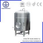 Quality CIP Micro Beer Brewing Tanks , 200L 300L 500L 800L BBT Beer Storage Tanks for sale