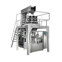 Quality Rotary Liquid Full Automated Packaging Machine for Microwave Popcorn for sale