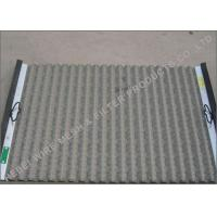 China Model 514 Shale Shaker Screen Suppliers , 1053mm X 693mm Drying Shaker Screen on sale