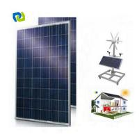 China Industrial Multi Crystalline Solar Panel Roof Tiles 2% Module Efficiency IEC on sale