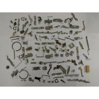 Quality Small Dimensions Customized Metal Stamping Parts 0.2-0.5mm Material Thickness for sale