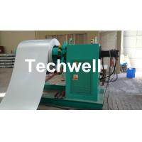 Quality High Precision Hydraulic Automatic Cut To Length Machine / Sheet Metal Slitter Cutting Machine With Auto Stacker System for sale