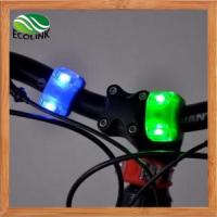 Quality Bicycle Warning Light Tail Light MTB Silicon Lamp for sale