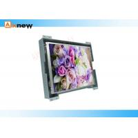 Quality small VGA input 800X600  10.4 inch Open Frame LCD Monitor with DC12V for sale