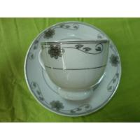 Quality 12PCS 200CC Cup and Saucer for sale