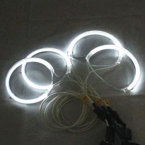Quality LED CCFL angel eyes for MAZDA 3/M3 CCFL headlight halo ring kit for Mazda xenon white for sale