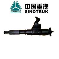 Quality sinotruk howo truck engine parts fuel injector for sale