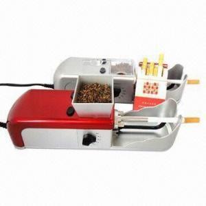 China Cigarette Rolling Machine, Electric Cigarette Machine, Cigarette Injector, Portable Tobacco Machine on sale
