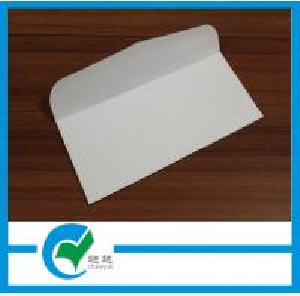 Quality White Offset Paper Custom Envelope Printing Pantone Color Offset Printing + Matte Laminate for sale