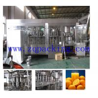 Quality juice drink filling machine production line for sale