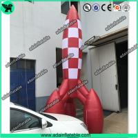 Buy 3m Advertising Inflatable Rocket Model,Event Rocket Customized at wholesale prices