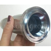 Quality China supplier hydraulic hose fittings SAE L.T. forged flange for sale