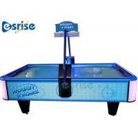 Quality Automatically Count Arcade Hockey Machine Inside Intelligent Chip Colorful for sale
