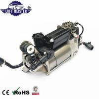 Quality Replacing the Air Suspension Compressor for Porsche Cayenne Air Pump for sale