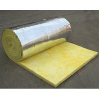 Quality High Performance Sound Deadening Glass Wool Insulation Cavity Wall for sale