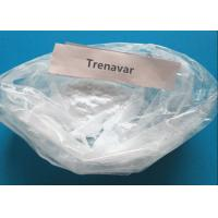 China 4642-95-9 White Prohormones Powder Trenavar For strength And Mass Gains on sale