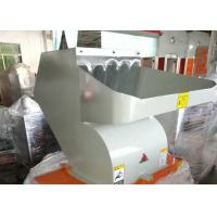 Quality 1200 KG / Hr Glassfiber Plastic Bottle Crusher For Recycling Process / Plastic Shredder Machine for sale
