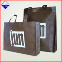 China Colorful Recycled PP Non Woven Fabric Bags For Multi Use Environmentally Friendly on sale