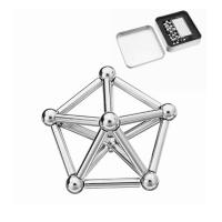 Quality Magnetic Bars Buckyballs Magnets For Magnetic Bars Stainless Balls Optional Color for sale