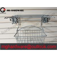 Quality Wire Metal Baskets Slatwall Display Baskets used for Garage Storage System for sale