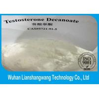 Quality Bodybuilder Pharmaceutical Testosterone Anabolic Steroid CAS 5721-91-5 Test Decanoate for sale