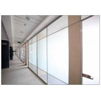 Quality Translucent Sandblasted Frosted Glass Sheets 4mm - 12mm Thickness For Bright Interiors for sale