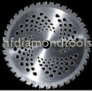Quality T.C.T Saw Blade For Cutting Grass for sale