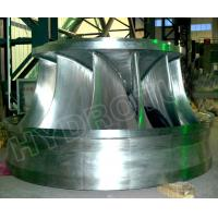 Quality 0Cr13Ni4Mo Francis Turbine Runner for Electrical Power Output 100KW - 200MW for sale