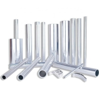 Buy cheap Extruded Powder Coated Aluminum Tube from wholesalers