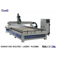Quality Woodworking ATC CNC Router Machines With Working Area 1300 mm * 2500 mm for sale
