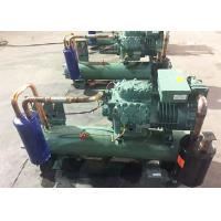 China 17.3kw R404a Refrigerant Water Cooled Refrigeration Unit Combined With Bitzer Compressor on sale