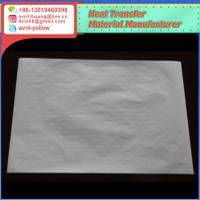 Quality A4 size isolation avoid dust glossy teflon silicon paper for sale