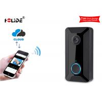 Quality Night Vision Wireless Doorbell Camera Video Ring Home Security Low Power Consumption for sale