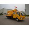 Buy cheap Energy saving 25 ton container mobile truck crane XZJ5070JGK from wholesalers