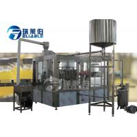 Buy cheap Auto 3 In 1 Hot Juice Filling Machine from wholesalers