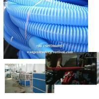 Quality Plastic Flexible Vaccum Cleaner Pipe Machine Copy Germany Technology for sale