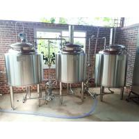 Quality 500l 1000l 1500l jacketed fermenter craft beer brewing equipment for sale