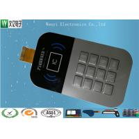 Quality Gold Finger FPC Membrane Switch ID Card Cipher Code Entrance Security Device USE for sale