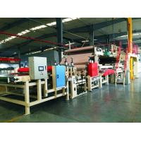 Quality Non Woven Glass Fiber Mat Laminator For Automobile Industry Cutting Pieces for sale