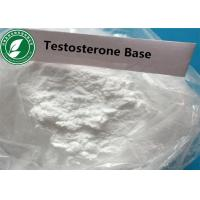 Quality Androgenic Anabolic Steroid Powder Primoteston Testosterone Base Cas 58-22-0 for sale
