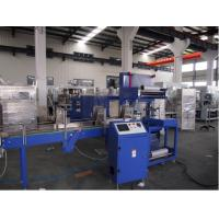 China 1100Kg Automatic Packaging Machine Heat Shrink Wrap Machine For PET Bottle on sale