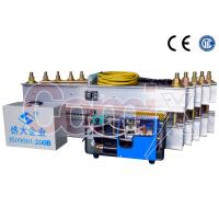 Quality High Pressure Conveyor Belt Splicing Machine Water Cooled Automatic for sale