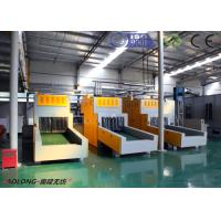 Nonwoven Electronic Weighing Automatic Bale Opener For Wadding Making