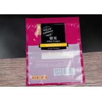 China Three Side Heat Seal Food Packaging Bags Eco Friendly Size 44*33CM For Tremella on sale