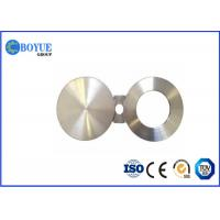 China ASME B16.48 Spacer Ring Paddle Blind Flange Hastelloy B3 Forged 3 For Industry on sale