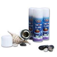 Quality 52*130mm Birthday Party Snow Spray no harm to skin easy clean for sale