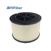 Quality New Portable White Invisible Fiber Drop Patch Cable from TTI for sale