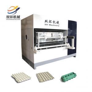 Quality egg tray manufacturing machine / machine making egg trays / small egg tray machine for sale
